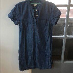 Jcrew dress size xs